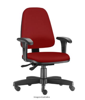 Cadeira Rigel SK Digitador Alta BackSystem NR17