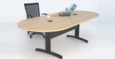Mesa de Reunião Rigel