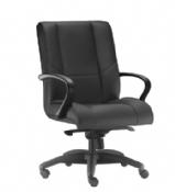 Cadeira Rigel ONX Diretor Excêntrica Giratória