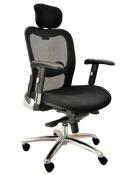 Cadeira Rigel ERG Presidente Excêntrica NR17