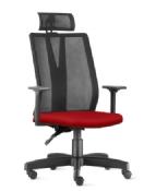 Cadeira Rigel ADT Presidente Excêntrica NR17