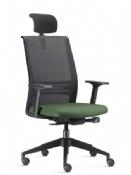Cadeira Rigel AGL Presidente Excêntrica NR17