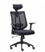 Cadeira Rigel AK Presidente Excêntrica NR17