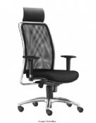 Cadeira Rigel SL Presidente Excêntrica Cromada