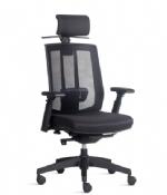 Cadeira Rigel SNG Presidente Excêntrica NR17
