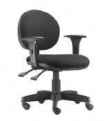 Cadeira Rigel ORN Executiva Digitador BackSystem NR17