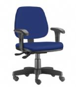 Cadeira Rigel JB Executiva Digitador BackSystem NR17
