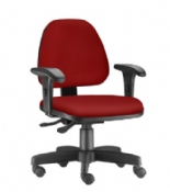Cadeira Rigel SK Executiva Digitador BackSystem NR17