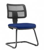 Cadeira Rigel ZP Executiva Fixa Ski Tela