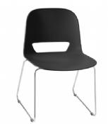 Cadeira Rigel CNK Coletiva Fixa Cromada