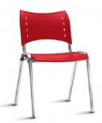 Cadeira Rigel IS Coletiva Fixa Crmoada